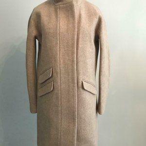 J.Crew $350 Cocoon Coat Italian Wool J5536